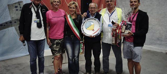 Festa dell'Aria 2018: John Aimo campione italiano di volo in mongolfiera
